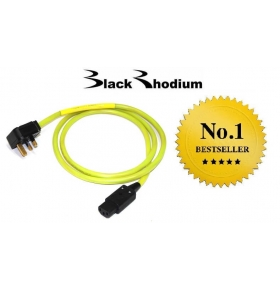 Black Rhodium Fusion Power Cable
