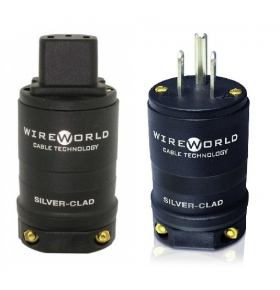 Wireworld IEC Plug & US Plug - SET